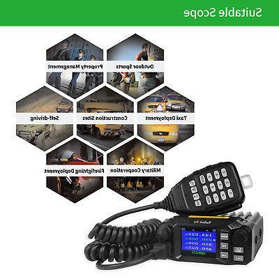 Radioddity Mobile Radio Quad 25W,