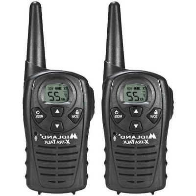 Midland Radio MID-LXT118 GMRS Two-Way Radio 22 Channel 18 Mi