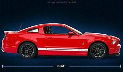 Radio Remote Control 1/14 Ford Shelby GT500 RC Model