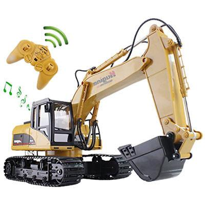 Radio Remote Control Excavator RC Toy Construction Equipment