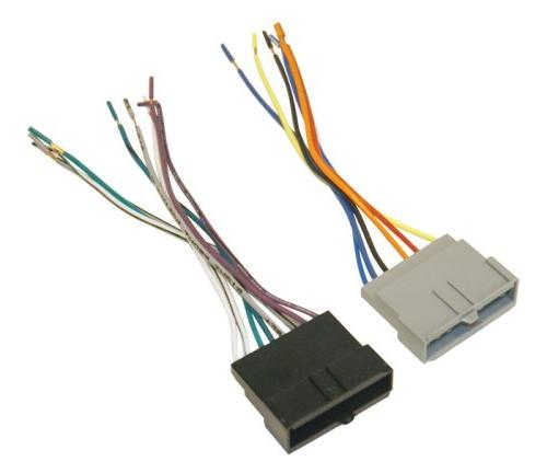 Metra 70-1858 Radio Wiring Harness For GM 88-05 on sprint vision, halo vision, native vision, red vision, ghost vision, empire vision, aura vision,