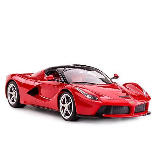 Rastar R/C LaFerrari Radio Control Racing Car Red by Rastar