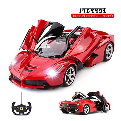 Rastar R/C Ferrari Radio Racing Red by Rastar
