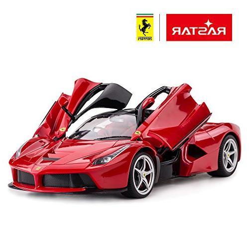 Rastar R/C LaFerrari Officially Radio Remote Control Racing Rastar