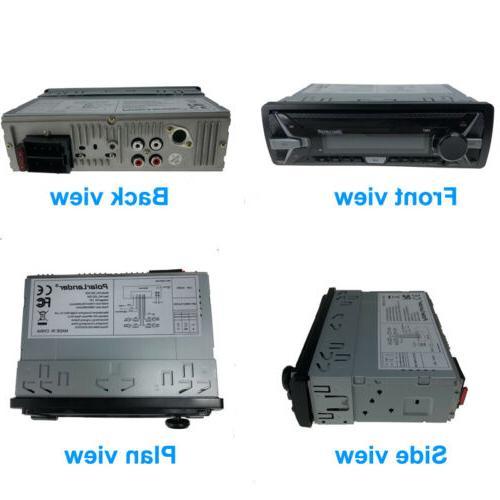 RDS Car Bluetooth Player USB FM AUX EQ Player FM