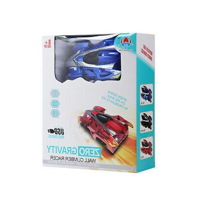 Remote Car Wall Climbing Racing Toys Kids Xmas Gift