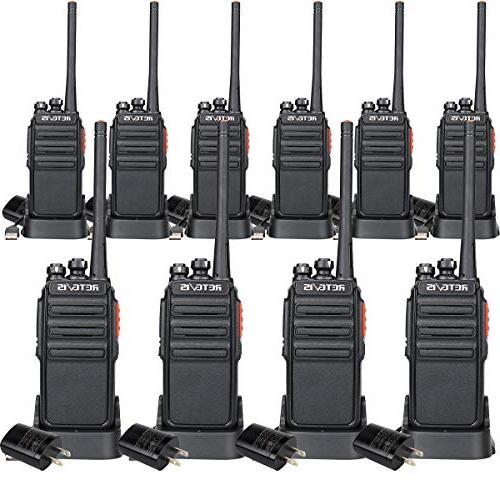 rt 6s radio walkie talkie