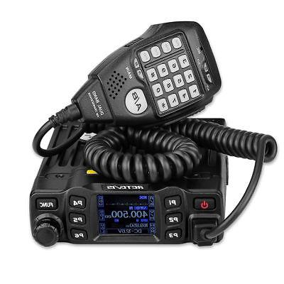 Retevis RT95 Dual Band Mobile Bus Car Radio Transceivers VHF