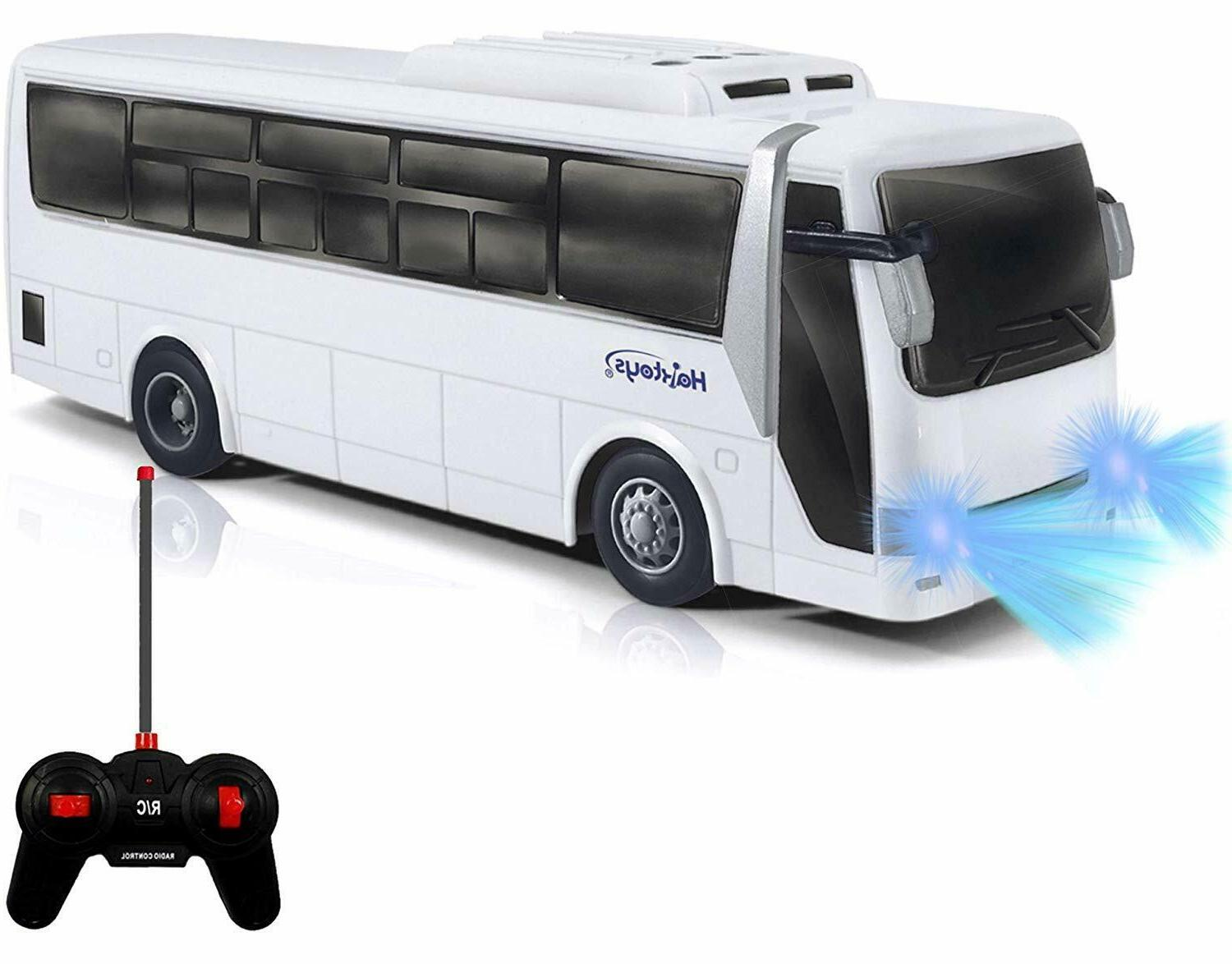 sale radio remote control passenger bus model