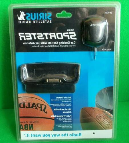 satellite radio car kit for sportster radio