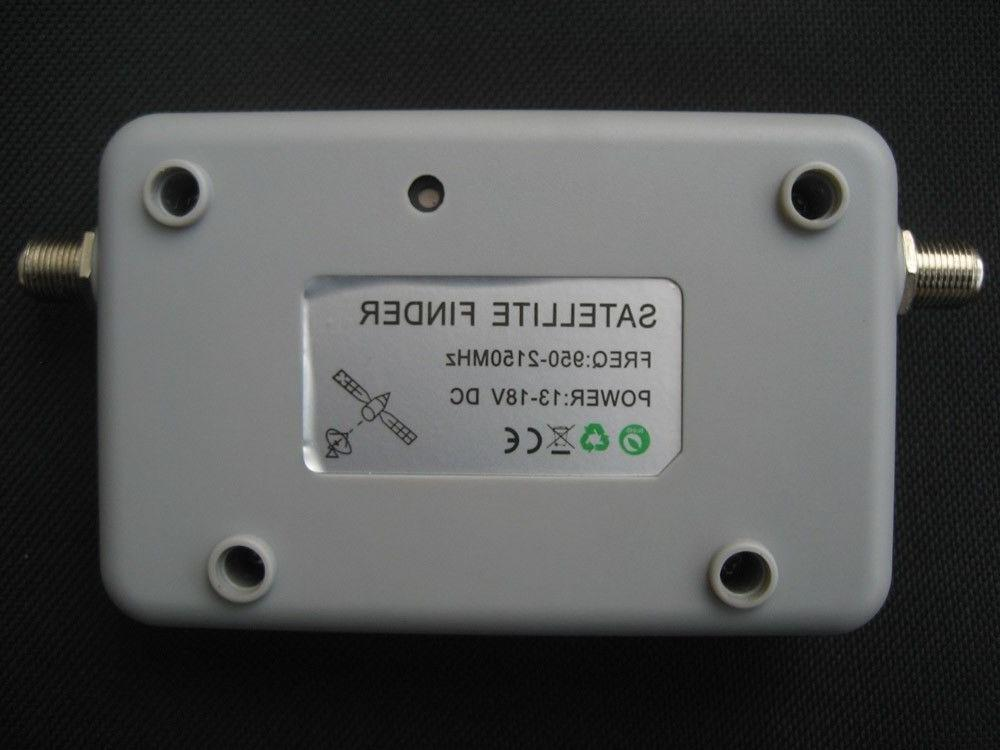 Digital Signal Meter Finder LCD,