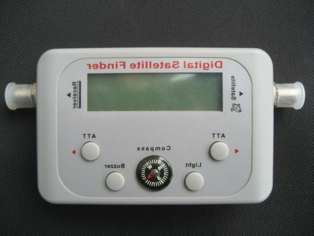 Digital Finder with LCD, Fta,