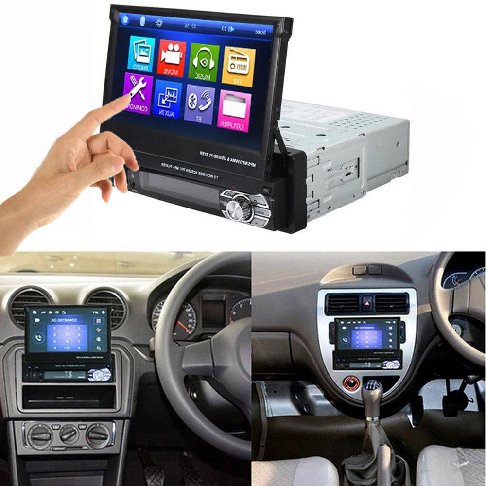 GPS Car Stereo Radio Touch USB SD Map