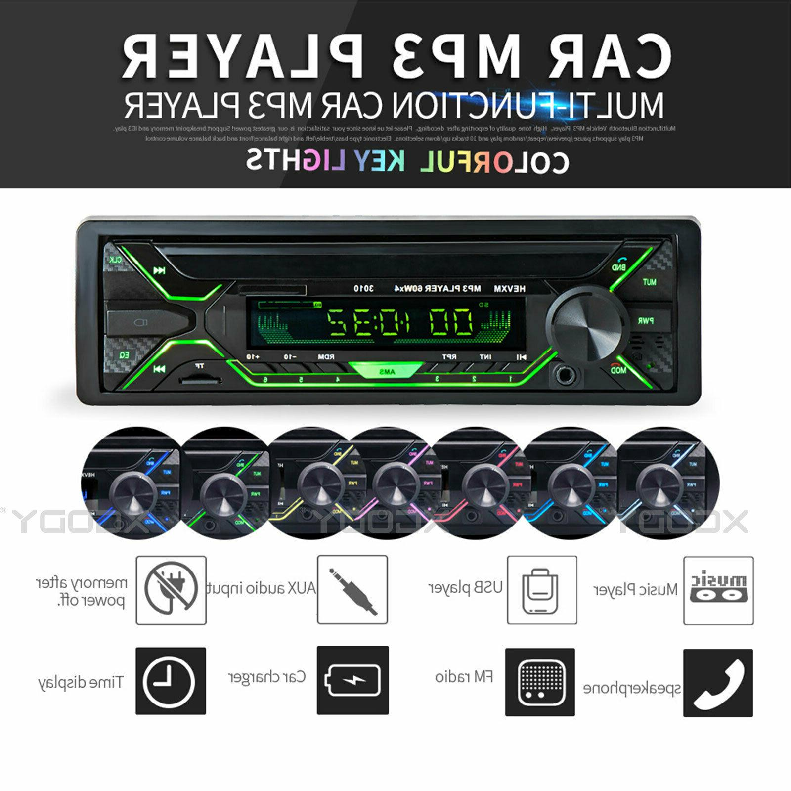 Single Player USB AM FM