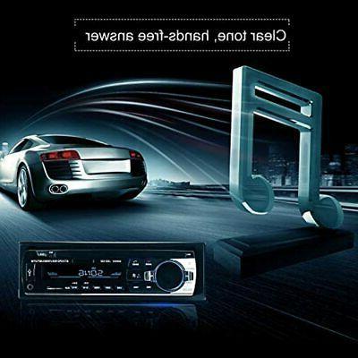 Single Din Reveiver FM MP3 Wireless