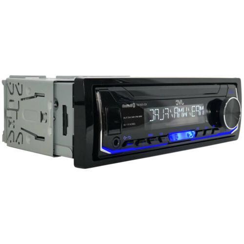 JVC Digital Media Bluetooth AM/FM Radio Car Receiver