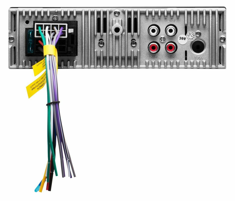 Boss Din USB AUX Receiver