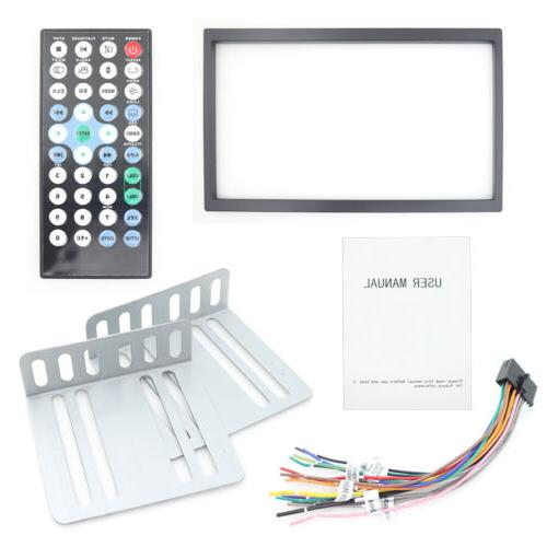 Sony lens Din Stereo DVD Player Bluetooth