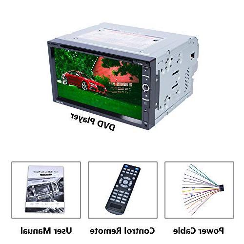 LSLYA Steering Stereo Radio Bluetooth Radio Entertainment USB/TF FM Aux HD