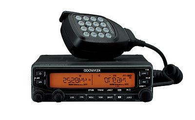 Kenwood Original TM-V71A 144/440 MHz Dual-Band Amateur Mobile