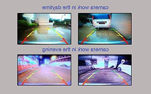 8 Inch Car Navigation TOYOTA HIGHLANDER DVD Audio Bluetooth Control View Camera+Free GPS Map of USA