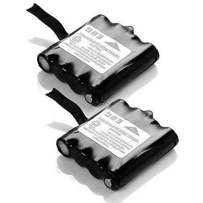 2pcs Two Way Radio Rechargeable FRS Battery 700mAh For Midla
