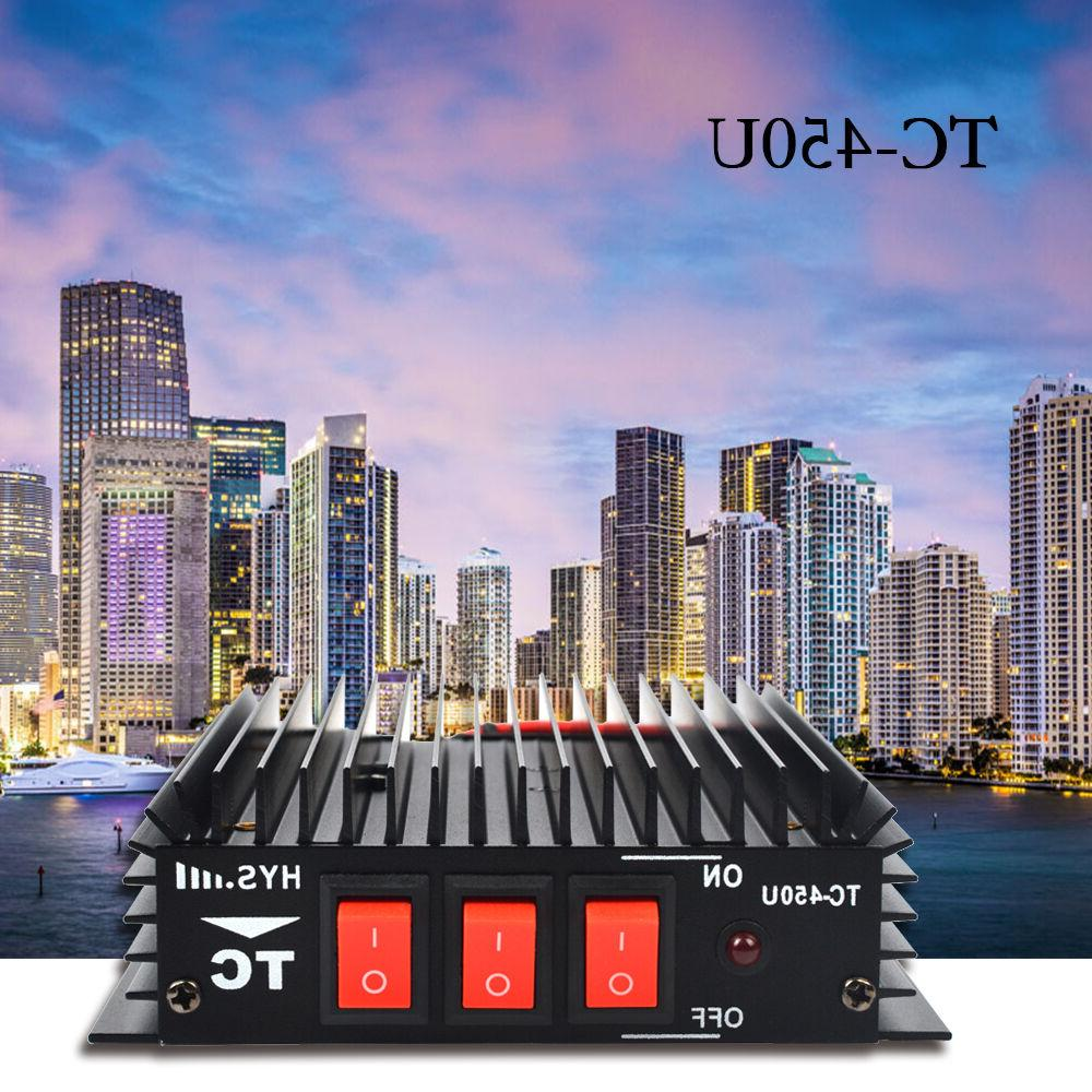 HYS UHF 440-450 MHz Amateur Radio Amplifier for portable two