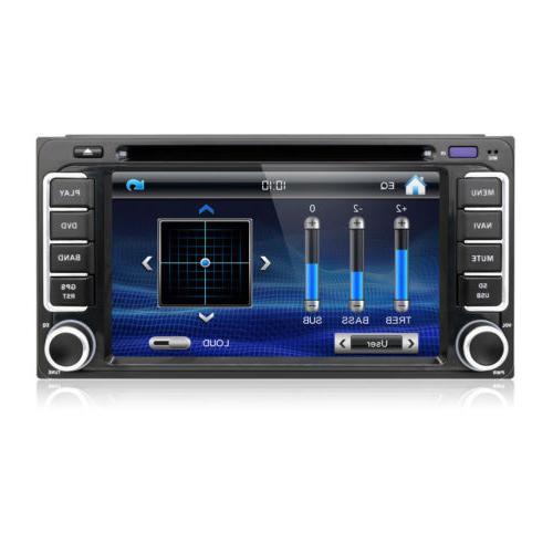 Universal GPS Player for Toyota RAV4 Prado+