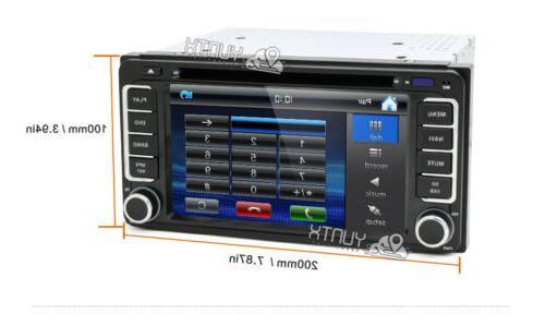 Universal Car GPS Player for RAV4 Prado+