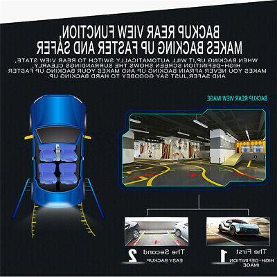 US Car Radio MP5 Touch FM+8 Camera
