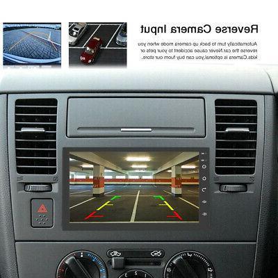 "WiFi GPS 8.1 Double 2 Din 7"" Car HD Stereo Radio"