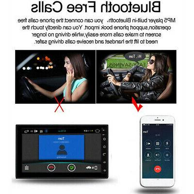 """WiFi Android Double 2 7"""" Car HD Player"""