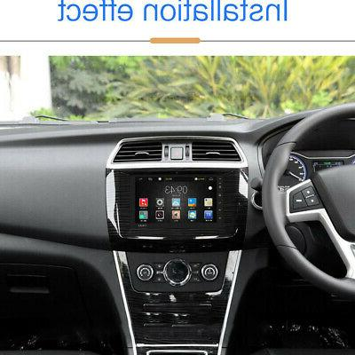 WiFi Double Car HD MP5 Player Stereo Bluetooth