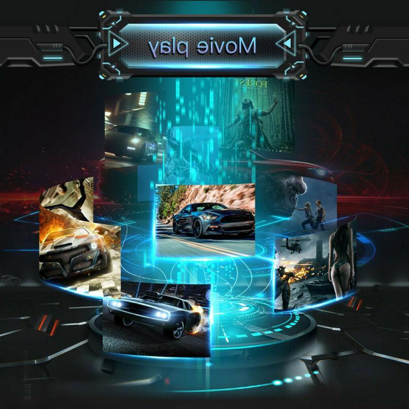USA SWM X4 7 inch HD 2Din Car MP5 Player FM Radio Bluetooth