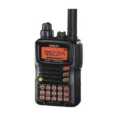 Yaesu VX-6R VHF/UHF 2m/70cm/220MHz, 5w Max Handheld Transciv