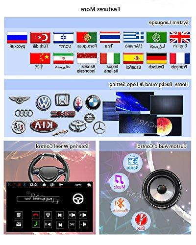 Free Wireless & Wince Radio Dash Multi-Touchscreen DVD Player Headunits with Bluetooth SD SWC Free Map Card