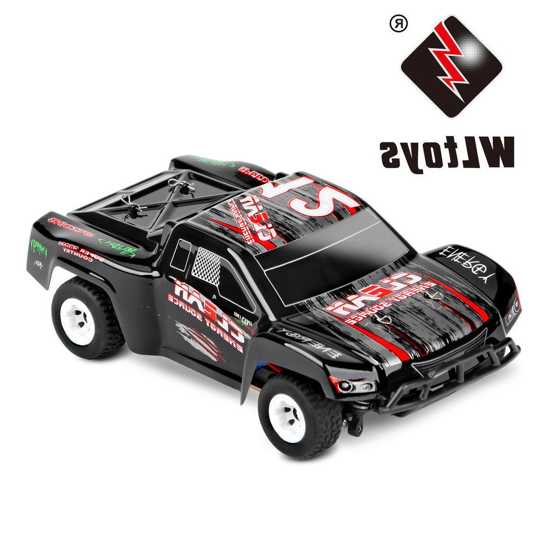 Wltoys WL Toys 2.4G 4WD 1/24 RC US Seller