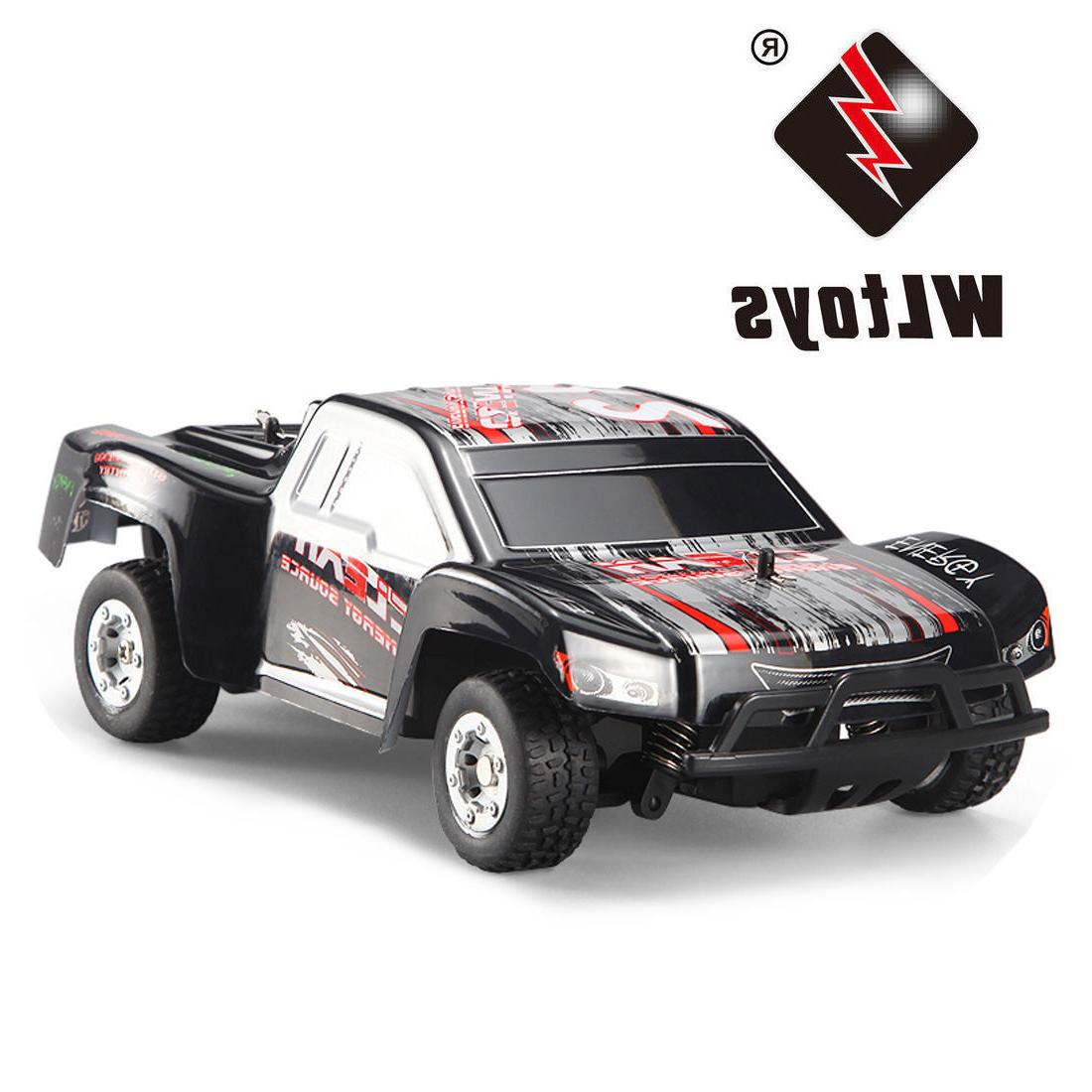 Wltoys 2.4G 4WD 35KM/H 1/24 RC Control US
