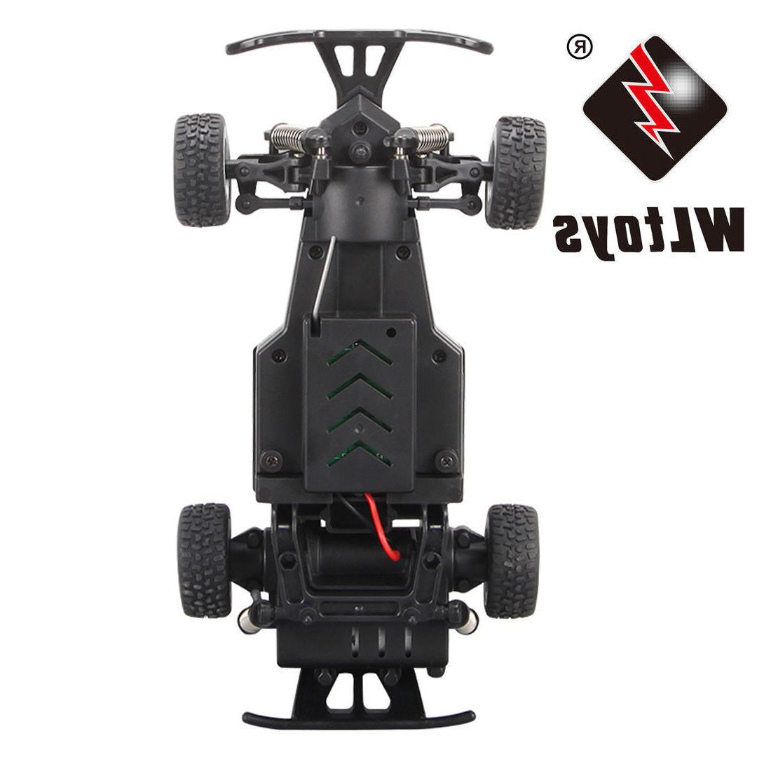 Wltoys WL Toys 2.4G 4WD RC US