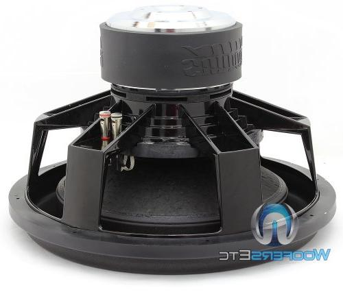 "Audio 18"" RMS Dual 4-Ohm Subwoofer"