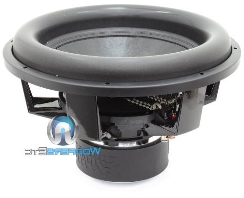 Audio Dual 4-Ohm X-Series Subwoofer