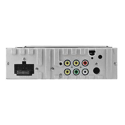"""XO 7"""" Single-din DVD Receiver With"""
