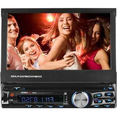 Single-din DVD With Bluetooth
