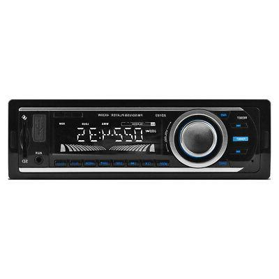 XO Vision XD103 FM Radio and MP3 Stereo Receiver with USB Po