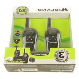 Midland LXT500VP3 Two Way Radio Walkie Talkie Set 24 Mile Ra