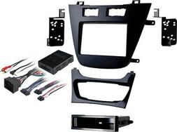 METRA Vehicle Mount for Radio - ABS Plastic - Black