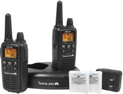 Midland 30-mile Gmrs Radio Pair Pack With Drop-in Charger &