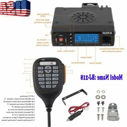 Mini BJ-218 Car Mobile Radio Dual Band VHF/UHF 136-174/400-4