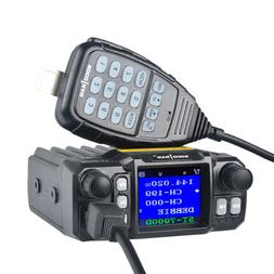 Mobile Ham Radio Transceiver VHF 25W UHF 20W Mobile Car Radi