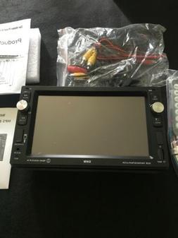 MP5 & Radio Receiver 6.2 inch LCD for car SWM-002B